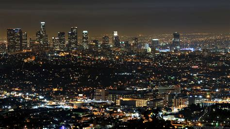 lights of los angeles hd pictures cities for ios