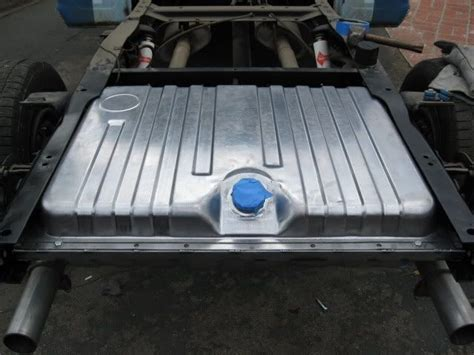 gas tank relocate ford trucks ford ranger truck mods