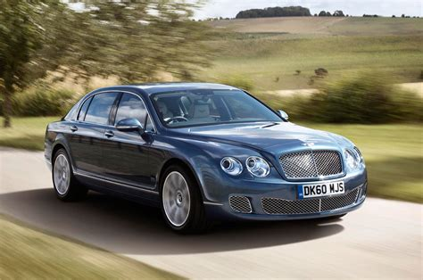 Bentley Continental Flying Spur Wallpapers Vehicles Hq