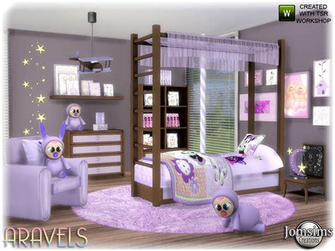 aravels kids bedroom  jomsims liquid sims