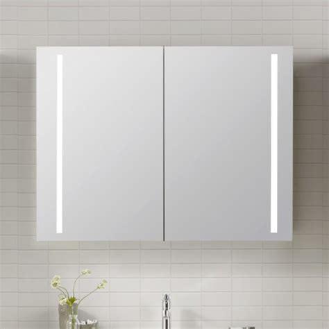 Spiegelschrank Hersteller by Architekt 400 Spiegelschrank 120 Cm Mit Led Beleuchtung