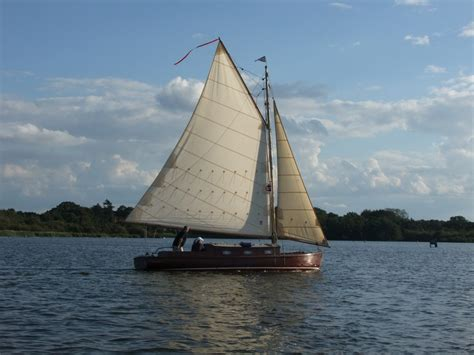 Old Boat Guy by Old Fashioned And Classic Sailing Boats Of The Norfolk