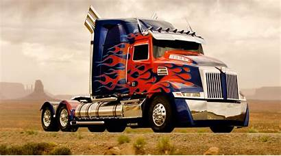 Optimus Prime Truck Transformers Wallpapers Background