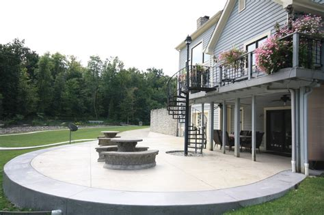 concrete pool designs ideas sted concrete driveways patios walkways pool deck and