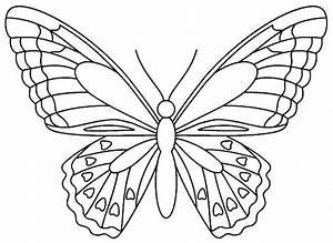 Dessin Facile Papillon : coloriage a imprimer papillon 13314 ~ Melissatoandfro.com Idées de Décoration
