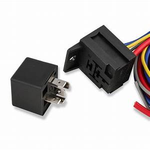 Mr Gasket 40205g Electric Fuel Pump Harness And Relay