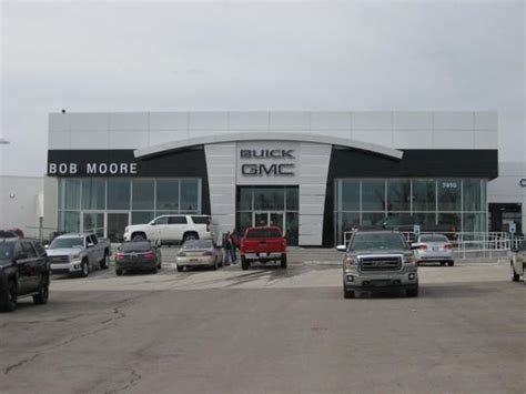 Bob Moore Buick Gmc Car Dealership In Oklahoma City, Ok