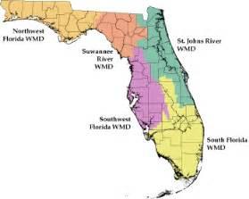 Water Management Districts | Florida DEP