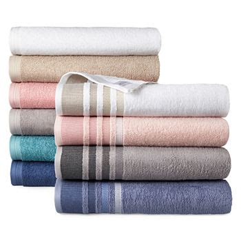 bath towels hand towels washcloths jcpenney