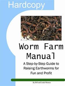 How To Worm Farm  Step