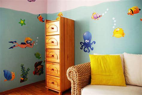Kinderzimmer Gestalten Unterwasserwelt by Wandsticker Unterwasser Fische Fly My Butterfly Kinderzimmer