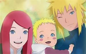 Minato,Kushina and Naruto Full HD Wallpaper and Background ...