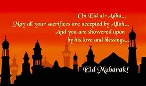 Eid al-Adha 2017: Quotes & Happy Bakra Eid Mubarak Wishes ...