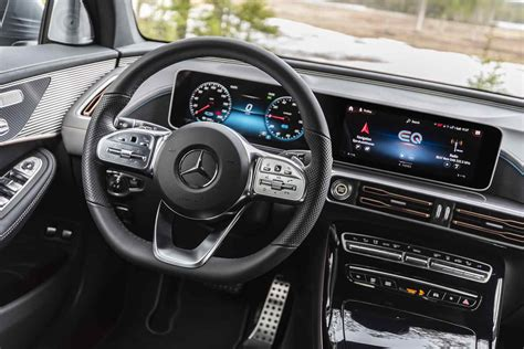 mercedes benz eqc suv  drive luxury ev