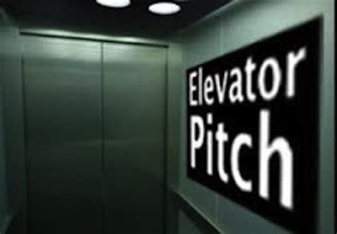 The Elevator Pitch   The Buddhist Centre