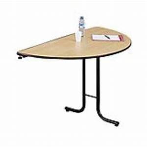 Table Demi Lune Pliante : table pliante collectivite comparer 104 offres ~ Dode.kayakingforconservation.com Idées de Décoration