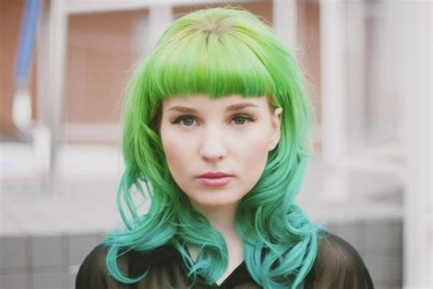 1000+ Images About Blue & Green Hair 2 On Pinterest