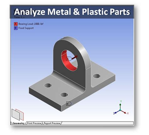ansys workbench mechanical training intro  fea