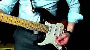 Stratocaster Single Coils Vs Noiseless Pickups  Part 1 Of