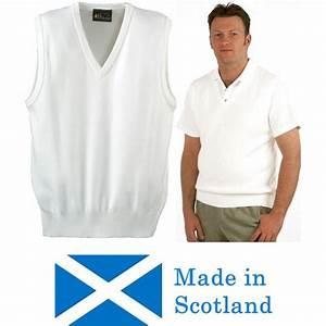Pull Manche Courte Homme : pull homme sans manches blanc coton et acrylique ~ Dode.kayakingforconservation.com Idées de Décoration