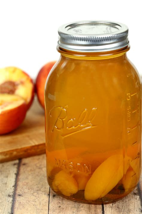Peach Moonshine Recipe With Everclear 151 – Blog Dandk