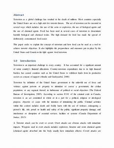 International Terrorism Essay What To Write My Research Paper On  International Crisis In Terrorism Css Essay A Level English Essay also College Assignment Helper  Do My Maths Assignment