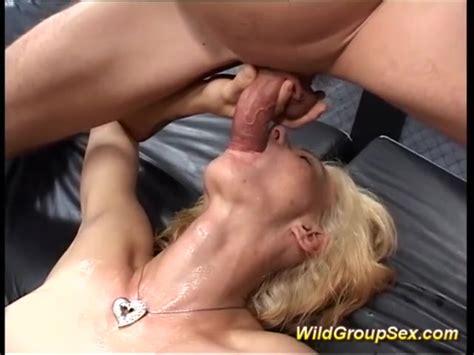German Milf In Bukkake Groupsex Orgy Alpha Porno
