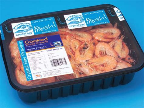 Modified Atmosphere Packaging Of Seafood by Seafood Packaging System Delivers Major Benefits Product