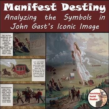 Manifest Destiny - Analyzing John Gast's