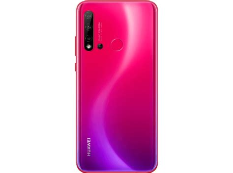 huawei p lite  launched    hole punch