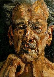 Lucian Freud Self Portrait