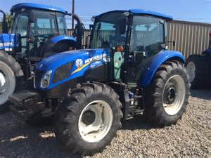 New Holland T4 90  T4 100  T4 110  T4 120 Tier 4b Tractor