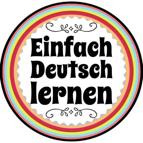 Deutsch Lernen Durch Hören Youtube