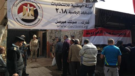 bureau de vote ouverture reportage egypte ouverture des bureaux de vote dans un