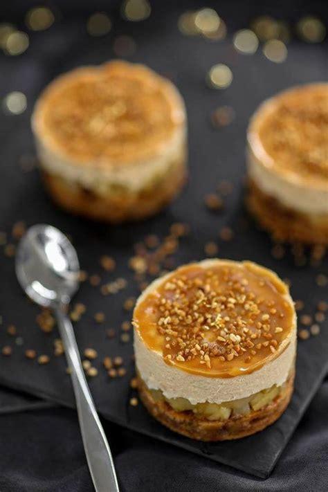 recette cuisine dessert dessert pommes et mousse de caramel sur d 39 épices mignardise de noël recette cuisine