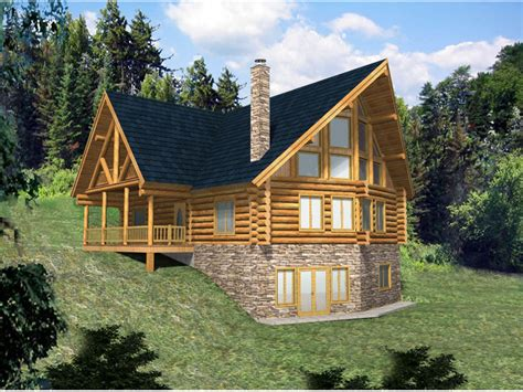a frame style house a frame house plans with walkout basement cottage house