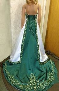 emerald green wedding dresses pictures ideas guide to With emerald green wedding dresses