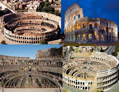 Coliseum Of Italy  Amazing Among The World's Famous Seven