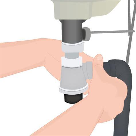 montage d un robinet de cuisine démonter un siphon et le remonter plomberie