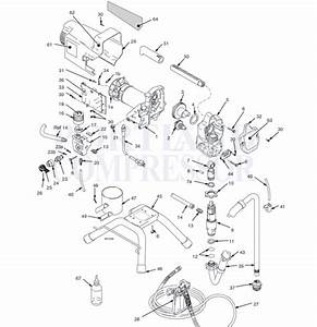 Wiring Diagram  34 Graco Paint Sprayer Parts Diagram