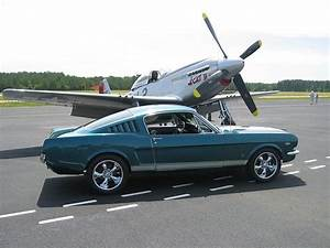 Ford mustang named after the horse or the plane