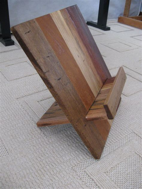 cookbook stand   cook book stand diy woodworking