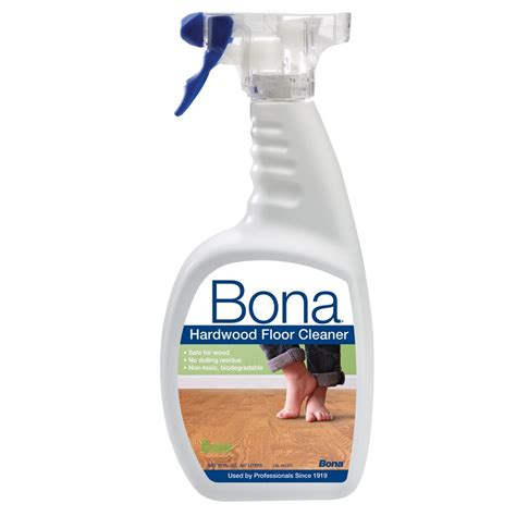 bona floor cleaner bona 32 oz hardwood floor cleaner lowe s canada