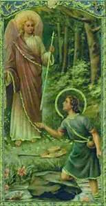 Rosaryandchaplets Com Saint Raphael The Archangel Chaplet