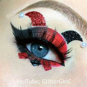 Harley Quinn Makeup Tips - Mugeek Vidalondon