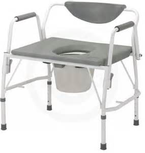 Drive Medical 11135-1 Oversized Bariatric Commode Chair