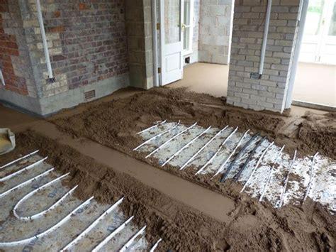 Massetto Riscaldamento A Pavimento il massetto pavimento per la casa come usare il massetto
