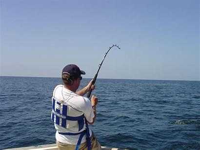 Fishing Deep Sea Rod