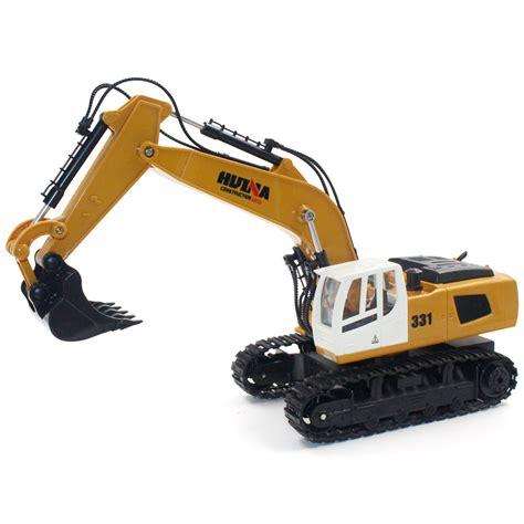 Harga Rc Excavator Huina huina toys 1331 1 16 2 4g 9ch rc car