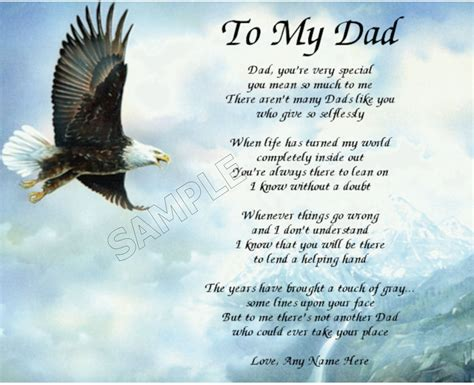 Birthday Memory Quotes For Dad